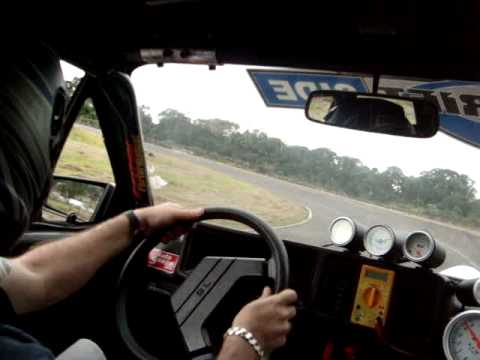 Drift Cascavel ANDRE PAKITO on board chevette 07