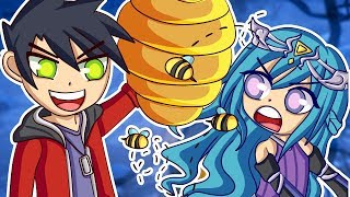 Pummel Party - RUN FROM THE BEES OR ELSE!! (Funny Moments)