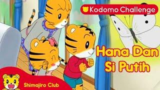 Pendidikan Anak - Hana Dan Si Putih - Shimajiro: Eps. 69.1