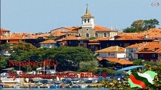 Travel guide - Nessebar Bulgaria seaside historical city
