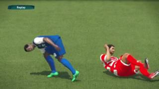 PS4 PES 2017 Gameplay Rivers United vs Club Africain HD
