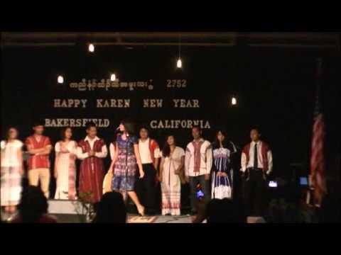 Karen New Year In Bakersfield