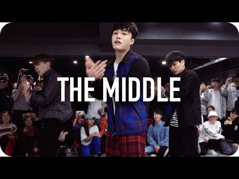 The Middle - Zedd, Maren Morris, Grey  Junsun Yoo Choreography