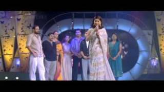 anchor veena navel show