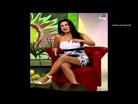 Anayanssi Moreno tanga blanca