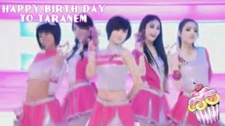 Happy Birth Day To Taranem ~ By Caramella