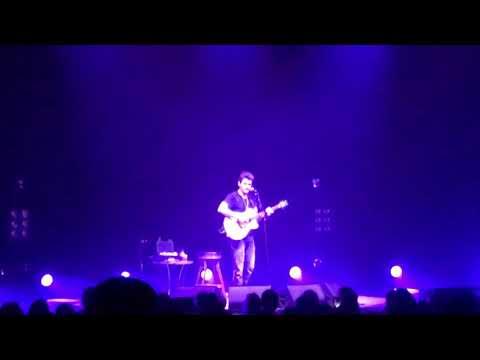 Download John Mayer Acoustic - New Light - cancer benefit Baltimore Lyric 1072018 free