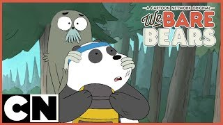 We Bare Bears - Brother Up (Clip 1)
