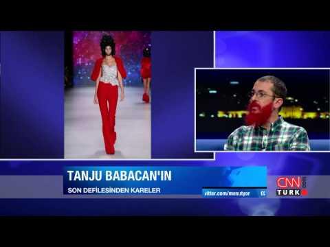 Tanju Babacan'ın tasarımlarını hangi ünlü beğenmedi?