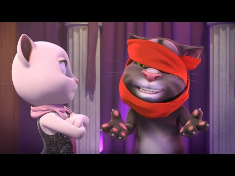 Talking Tom and Friends - Angela's Scarf (Season 1 Episode 6)