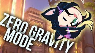 ► Overwatch ZERO GRAVITY MODE ► Kitty Kat Gaming