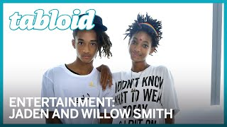 Jaden and Willow Smith are the latest stars in Dubai for DSS