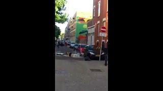 Vrouw in Rotterdam draait volledig door nadat haar vriend hun relatie beëindigd