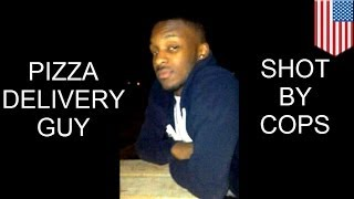 Police brutality: Unarmed pizza delivery man shot in car by Philly cops