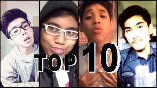 [2015] Top 10 Most Funniest & Popular Malaysian Viners of 2015