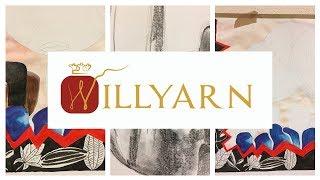 Le motif en tapisserie - Willyarn
