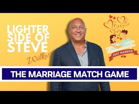 Xxx Mp4 Steve Rachelle Play The Marriage Match Game The Steve Wilkos Show 3gp Sex