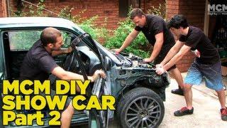 Show Car Build - Fixing