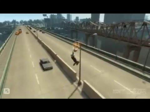 Acidentes Acontecem GTA IV Parte 3