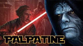 PALPATINE / DARTH SIDIOUS: Legends Geschichte [Deutsch]