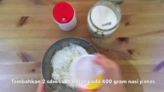 Cara Membuat Gimbap/Sushi Halal