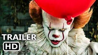 ІT Official Trailer # 2 (2017) Clown, Horror Movie HD