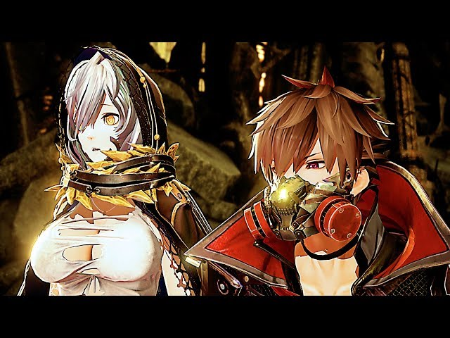 CODE VEIN - New Gameplay Trailer (2018) PS4 / Xbox One / PC