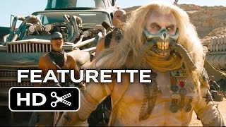 Mad Max: Fury Road Featurette - Immortan Joe (2015) - Tom Hardy, Charlize Theron Movie HD