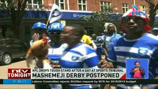 Mashemeji Derby postponed: KPL drops tough stand after a day at sports tribunal