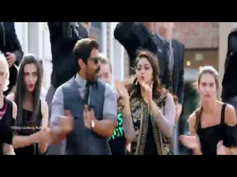 Saamy2 II puthu metro rail video song II penne unna paatha