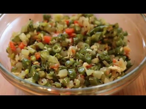 Xxx Mp4 Vegetable Palya South Indian Quick Easy Side Dish 3gp Sex