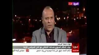 سوريا رد قوي من معارض جعل شبيح يهدده بالقتل على الهواء