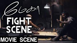 Megha - Fight Scene | Ashwin, Srushti Dange | Karthik Rishi