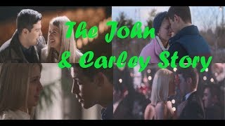 The John and Carley Story from Kiss and Cry