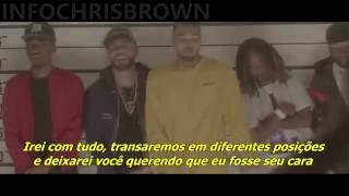 DJ Drama ft. Chris Brown, Lyquin & Skeme - Wishing (Legendado/Tradução)  [Video Oficial]