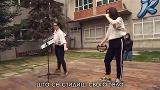 RJK █▬█ █ ▀█▀ DIME KOBRA X ČVARKOSKA - ZBIRKA GORE,ZBIRKA DOLE (Official Video 2018)