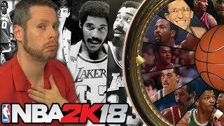 NBA 2K WHEEL OF DECEASED PLAYERS