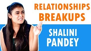 Relationships and Breakups