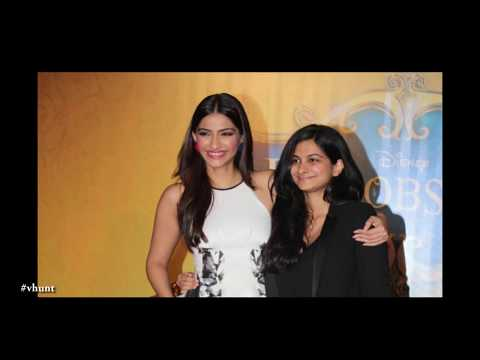 Rhea Kapoor Sizzles In A Swimsuit - Bollywood Gossip 2016