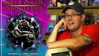 Mortal Kombat Annihilation Rental Review