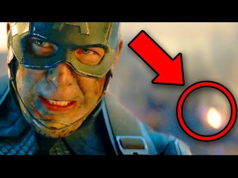 AVENGERS ENDGAME Trailer Breakdown New Armor & Easter Eggs You Missed
