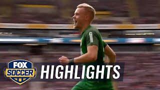 Eintracht Frankfurt vs. FC Augsburg | 2017-18 Bundesliga Highlights
