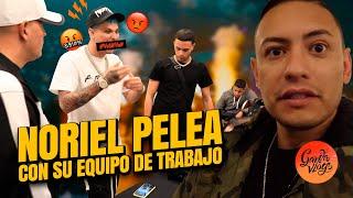 NORIEL PELEA CON SU EQUIPO DE TRABAJO 🤬   SHOW CANCELADO 🥺   Ganda Vlogs