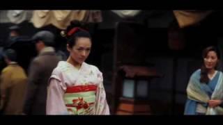 Memoirs of a Geisha trailer (HQ)