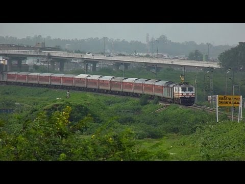 Xxx Mp4 TVC Rajdhani Thunders At 130KMPH 3gp Sex