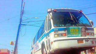 [MTA] Kingsborough CC Bound 1999 Novabus RTS [#4992] B1 Bus