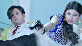 Naagin - 23rd May 2016 - नागिन - Shivanya shoots Viren DEAD