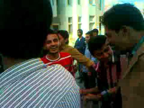 Gcet Jammu Freshers Party 2011 Dj-Party