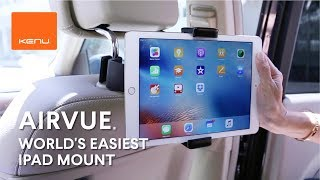 Airvue™ Car Tablet Mount from KENU