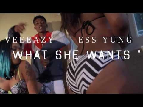 Xxx Mp4 Vee Eazy Ess Yung What She Wants Official Music Video 3gp Sex